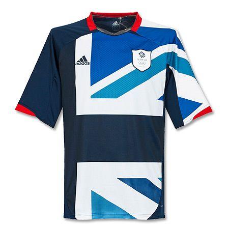 ロンドンオリンピック イギリスチーム TEAM GBフットボールチーム