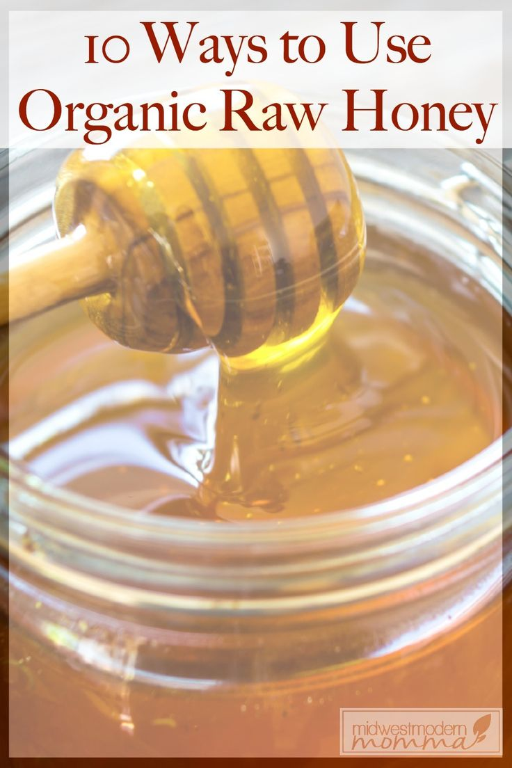 Organic Raw Honey is a pantry staple at our house! I always make sure I have a jar or two on hand! Click to check out these 10 Ways To Use Organic Raw Honey In Recipes for some tips on how to use honey in the kitchen!