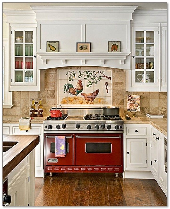 60 French Country Kitchen Modern Design Ideas 64 Backsplash