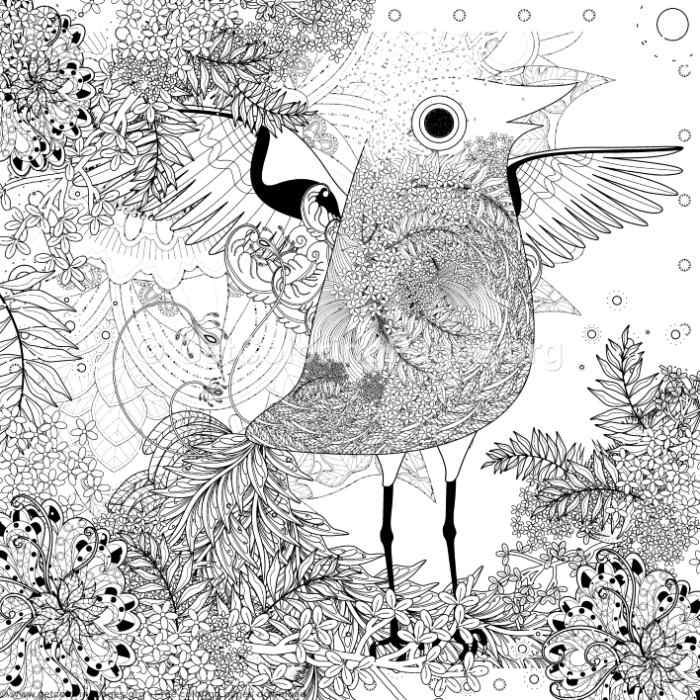 12 Japanese Painting Coloring Pages - GetColoringPages.org ...