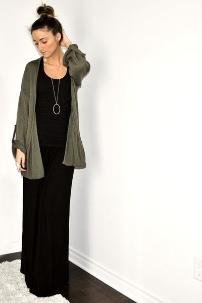 Green maxi dress target