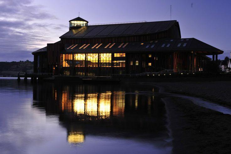 Proyecto Iluminación: Teatro del Lago / LLD – Limarí Lighting Design