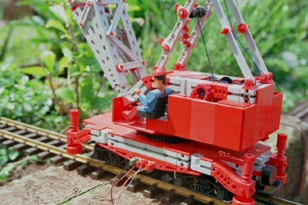 fischertechnik GmbH - Fan projects - Railroad