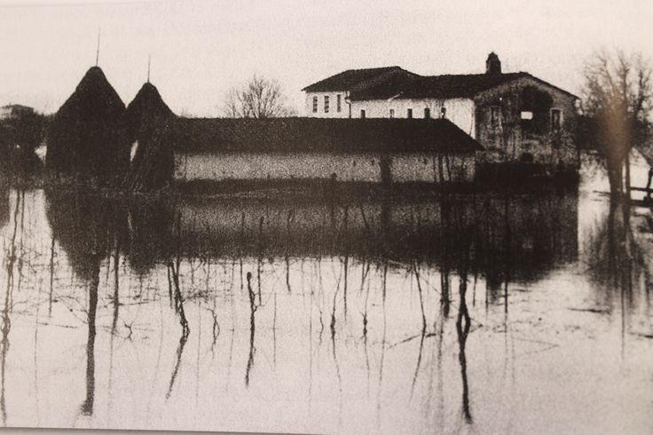 Alluvione in località Colmate.