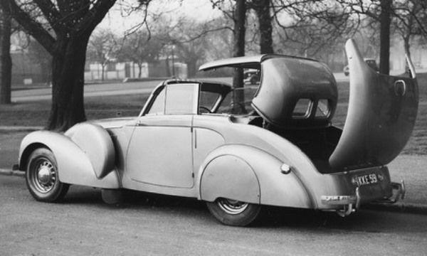 Video The 1948 Allard Dolphin Retractable Hardtop Mac S Motor City Garage British Cars Motor City Classic Cars
