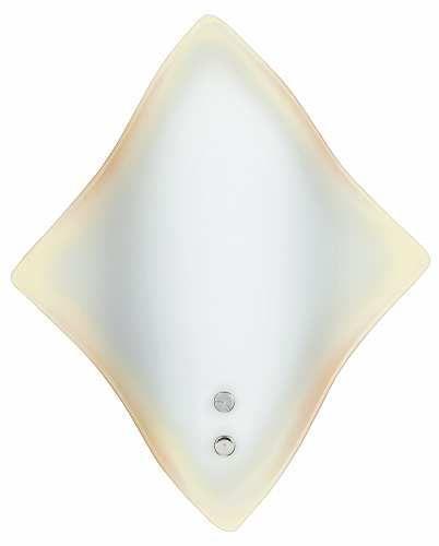 Prezzi e Sconti: #64/01912 applique bianca con bordo dal  ad Euro 14.90 in #Ambiente #Casa e arredamento illuminazione