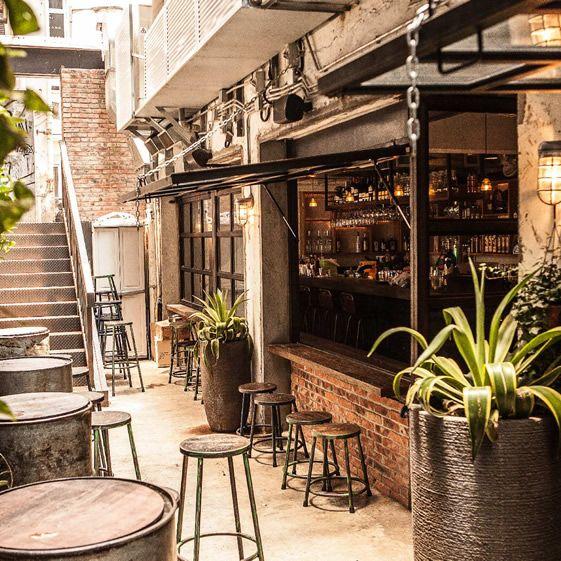 Coffee Shop Outside