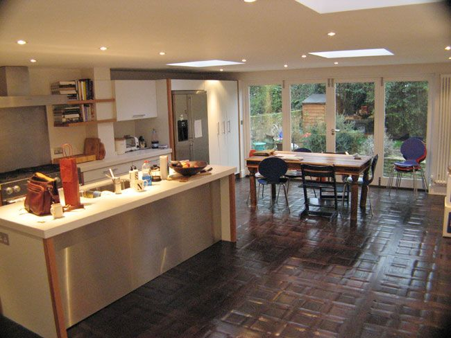 Simple Kitchen Extension 81 best flat extension images on pinterest | extension ideas