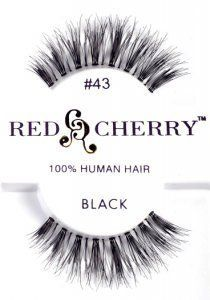 Pin for Later: This Is All the Makeup You Need to Look Like Kim Kardashian Red Cherry False Eyelashes Red Cherry False Eyelashes ($21)