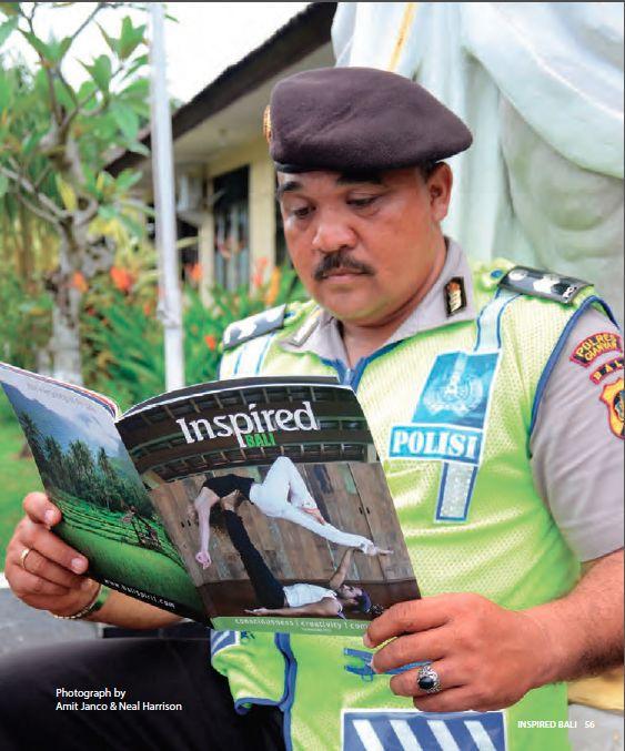 reading Inspired Bali
