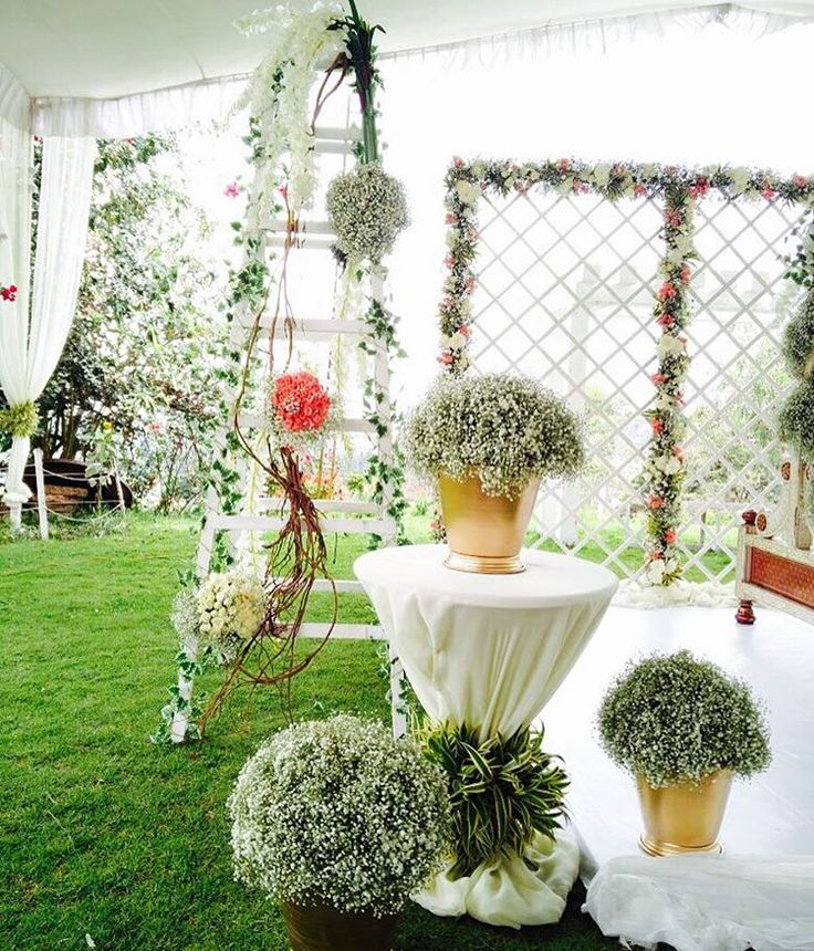 Wedding amidst beautiful greens in Conoor. Wedding design & decoration by famous wedding planners 3 production weddings