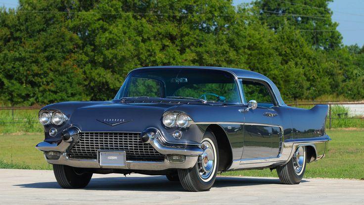 1958 Cadillac Eldorado Brougham presented as Lot F53 at Monterey, CA