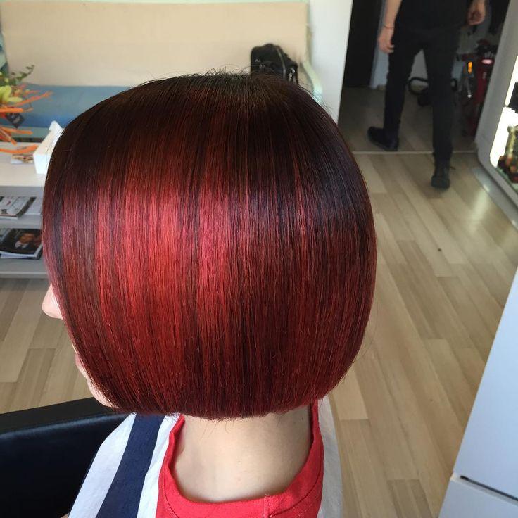 Magma Color #wella #wellahair #wellamagma #colorhair #hair #colorful @wellahair