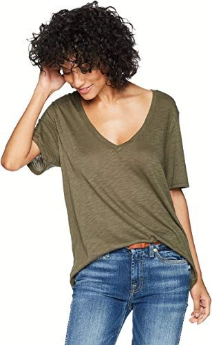 Best Seller Splendid Women's Slub V Tee online