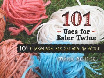 Hay Bale Twine Crafts