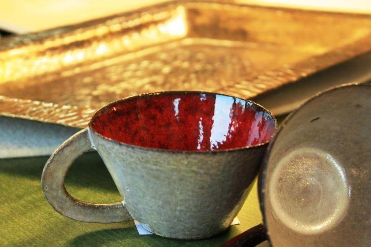 Mugs made from ceramics / hrčeky z kameniny