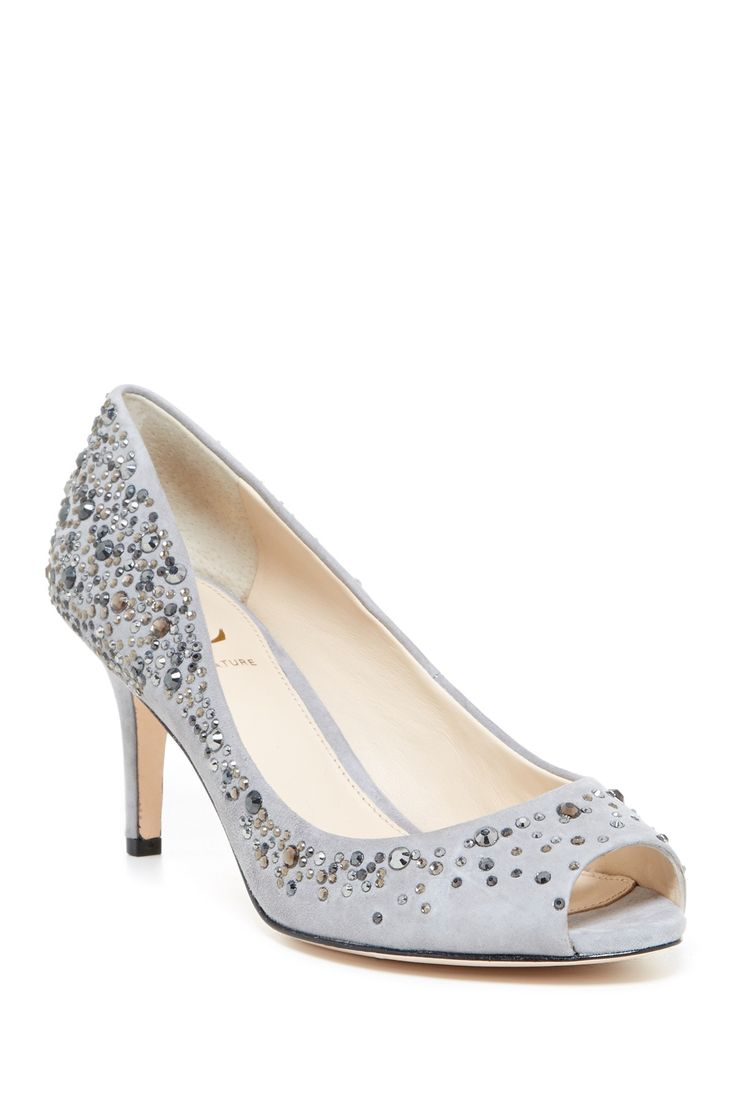 VC Signature Cava Embellished Pump by VC SIGNATURE on @nordstrom_rack