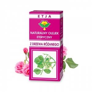 Eteryczny Olejek z Drzewa Różanego 10 ml ETJA