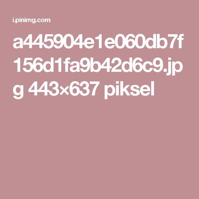 a445904e1e060db7f156d1fa9b42d6c9.jpg 443×637 piksel