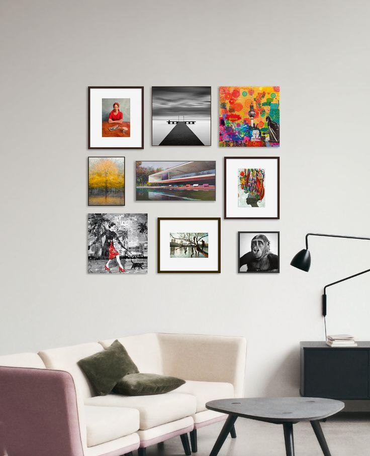 All works © www.lumas.com. Objects by Bolia.com