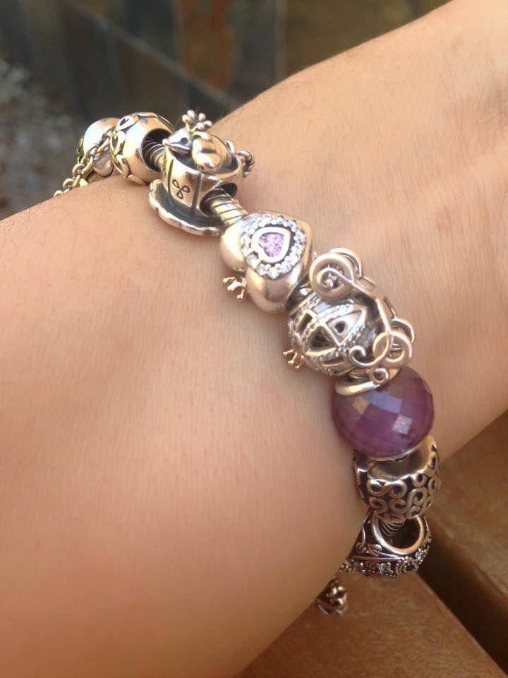 Gorgeous Pandora Bracelet