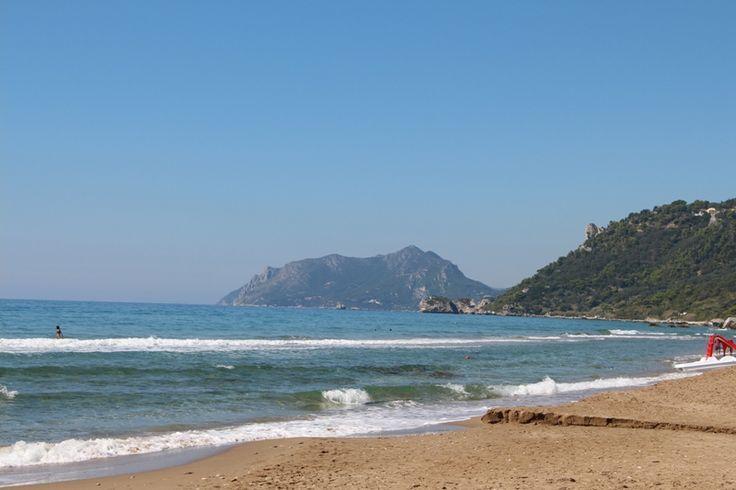 Strand Agios Gordis