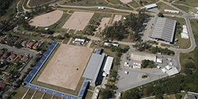Summer Olympics 2016 - Rio 2016 opens Olympic Equestrian Centre