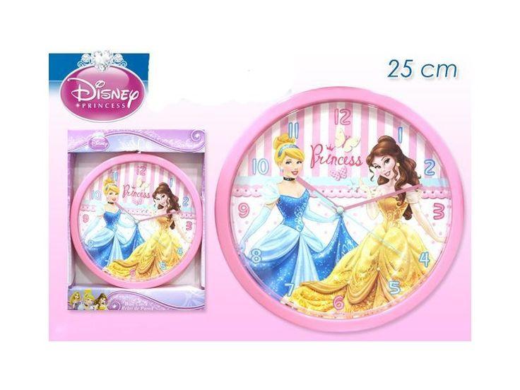 Disney princess pendule ou horloge princesses belle et cendrillon 25 cm - pas cher ? C'est sur Conforama.fr - large choix, prix discount et des offres exclusives Horloge sur Conforama.fr