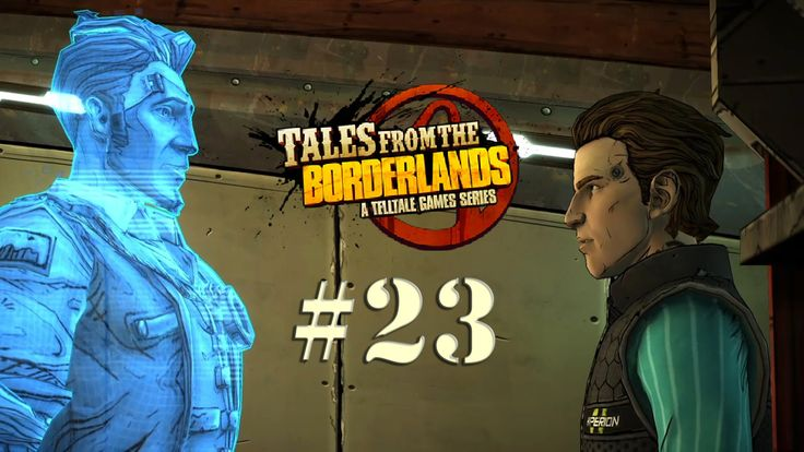 Tales from the Borderlands- Confession