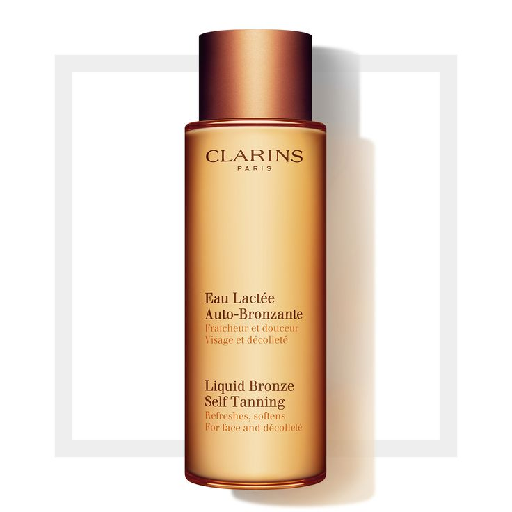 Another award winning self tanner from Clarins, this product really is liquid bronze in a bottle. Perfect for special events or when you want a healthy glow quickly. As refreshing as water and as gentle as a milk, this vitamin-packed tanner delivers colour effortlessly to face and decollete with natural-looking results, while keeping your skin soft and looking healthy. Easy-to-apply, quick drying and streak-free.Winner of Best Face Self TannerHarper's Bazaar Hot 100 2011