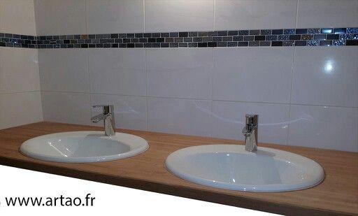 Renovation d'une salle de bain à Mérignac