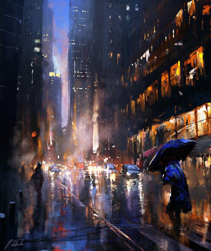 2059 best Urban - ART images on Pinterest Urban landscape, Cities