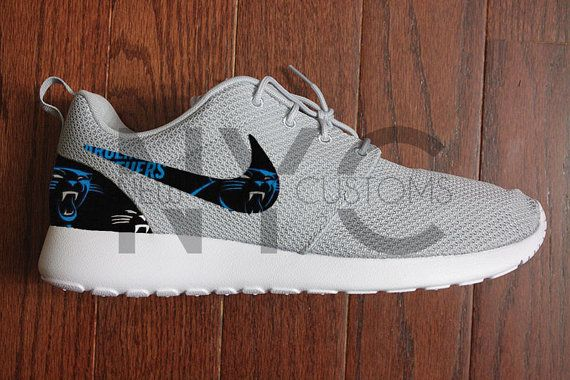 Carolina Panthers Nike Roshe Run