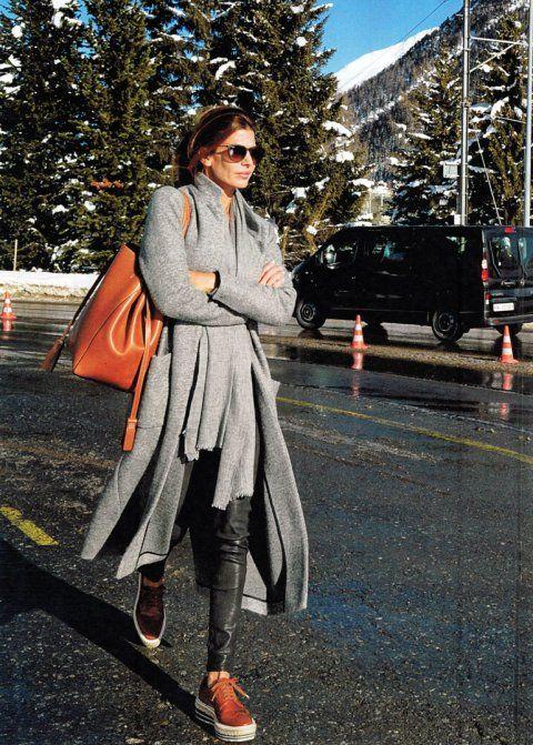 martes 26 de enero 2016 -   Su belleza y estilo no pasaron desapercibidos durante su primera visita oficial como primera dama. El outfit que eligió y el encuentro con las reinas Máxima de Holanda y Rania de Jordania