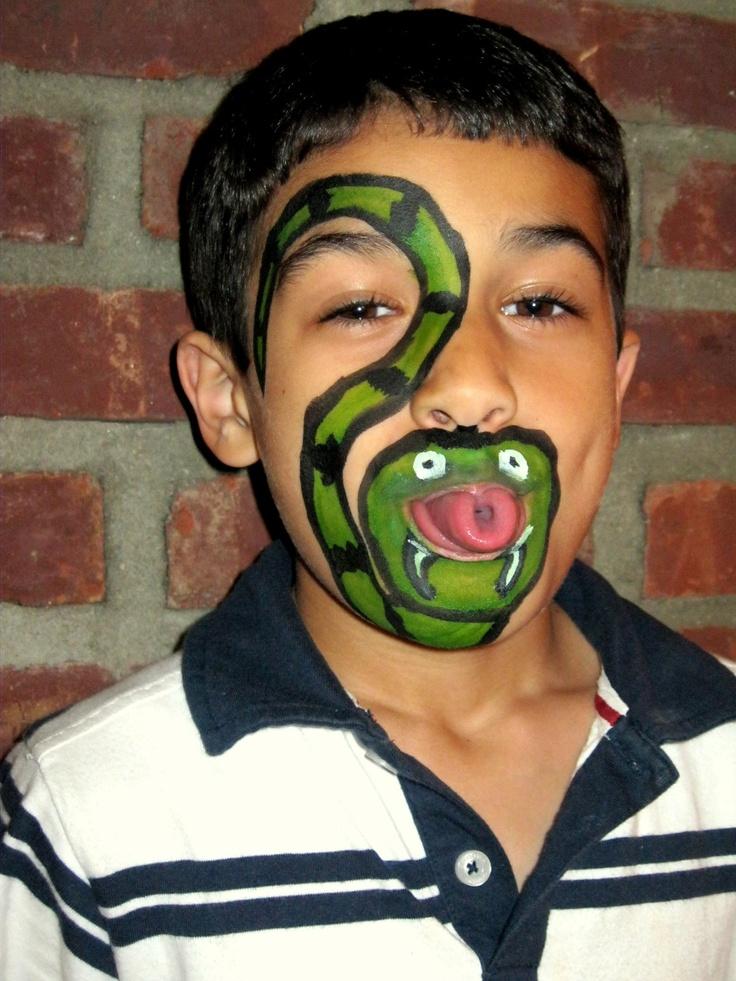 Les 33 meilleures images propos de maquillage visage - Maquillage visage enfant ...