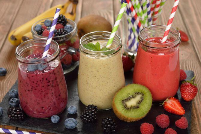Zdravé smoothie nápoje: Jednoduchá pomoc pre váš organizmus | Diva.sk