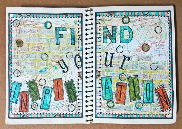 #Artjournal #mixmedia #journalbook #artbook #inspiration #scrapbook #junkjournal
