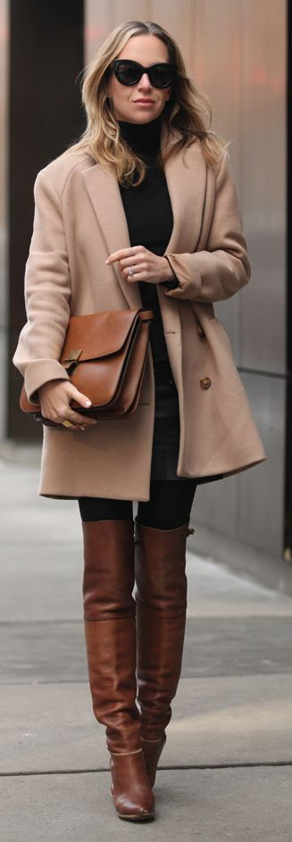 above-the-knee boots.