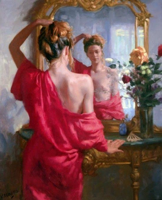 peinture par Vicente Romero Redondo -1 à 20