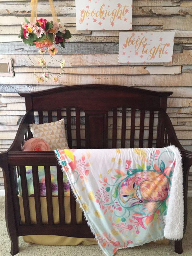 204 best rustic nursery ideas images on pinterest. Black Bedroom Furniture Sets. Home Design Ideas