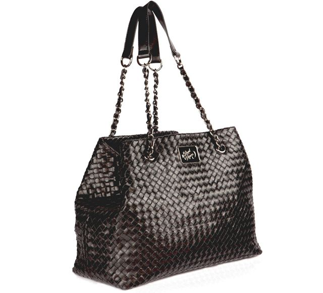 DDG Christmas Wish List: The divine black leather bag from Her Royal Flyness  | uncategorized shopping daily finds feature fashion daily bag ladies sponsored  picture