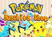 Pokemon Munchies Shop
