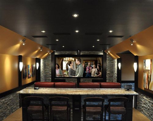 Extraordinary Entertainment Room Design Ideas Remodeling Your Media
