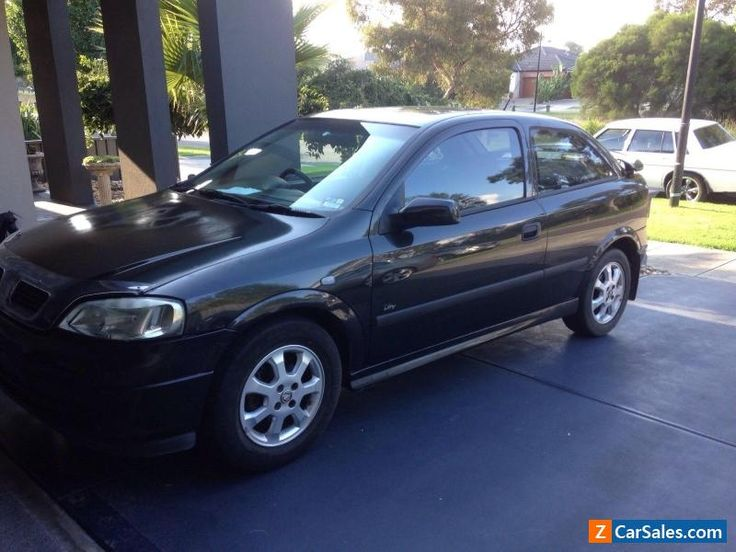 Holden Astra City 2001 1.8 Manual with electric sunroof #holden #astra #forsale #australia