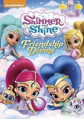 Shimmer and Shine: Friendship Divine DVD Brand New