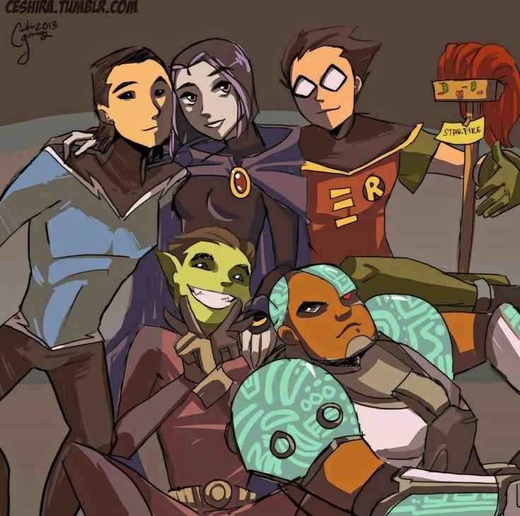Where all Cyborg X Raven