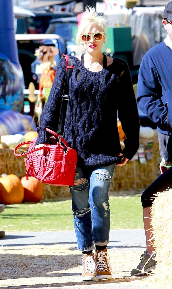 Vogue Daily — Gwen Stefani