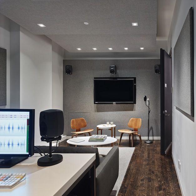 edit suite | Home Studio Design | Pinterest
