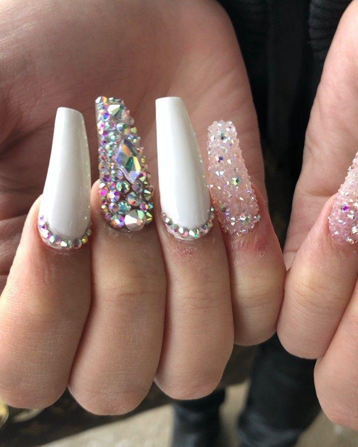 Lee Stiletto Nails On Instagram Nails Fashion Nails Stiletto Nails