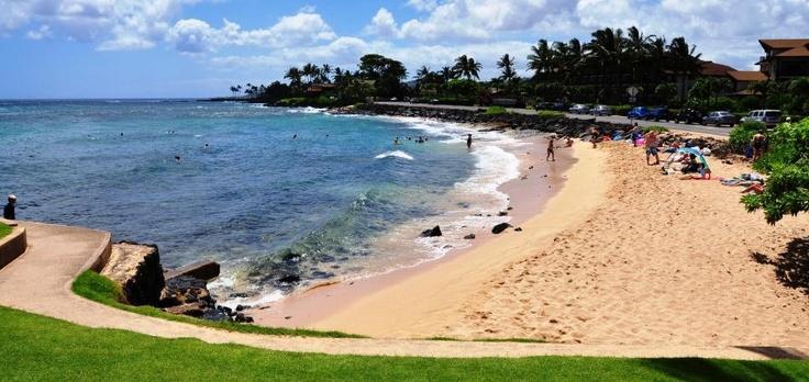Lawai Beach at the Beach House – Poipu Resort's Best Snorkeling